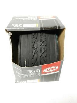 """Bell Glide 26"""" x 1.75-2.25 Comfort Bike Tire with Dupont Kev"""