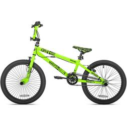 Green 20 Inch Alloy Breaks Steel Frame Adjustable Durable Ti