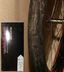 Vee Rubber Heavy Duty 26 x 3.0 Flame Tread Bicycle Fat Tire