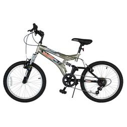 "Mongoose 20"" 7 Speed Hijinx Bike 