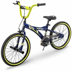 Huffy Kids Bike for Boys, Ignyte 20 inch Red & Blue