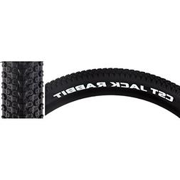 CST Jackrabbit Bike Tire 27.5X2.1 Black Wire