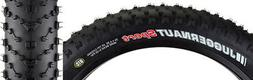 "Kenda Juggernaut Tire 26 x 4.5"" Steel Bead Black"
