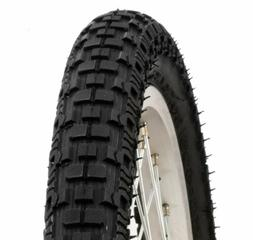 knobby bike tire with kevlar black 20