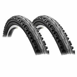 "Sunlite Kross Plus Hybrid Tires, 26 x 1.95"", Black/Black Ski"