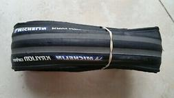 MICHELIN KRYLION CARBON BLACK/GREY ROAD BIKE TIRE 700x25, NE