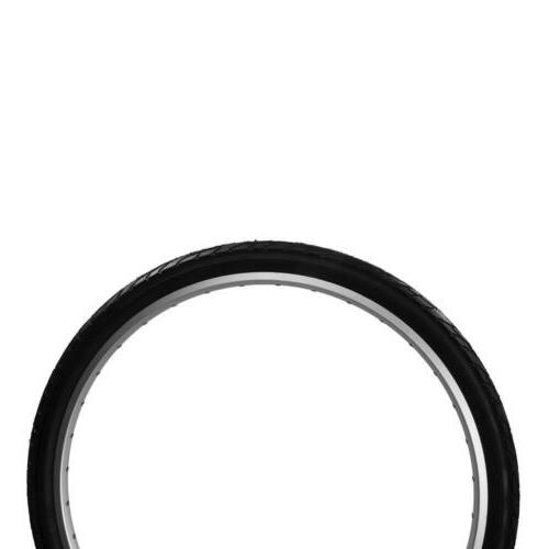 "1 BICYCLE TIRE 26"" X 2.125 ALL BLACK/WHITE BEACH"