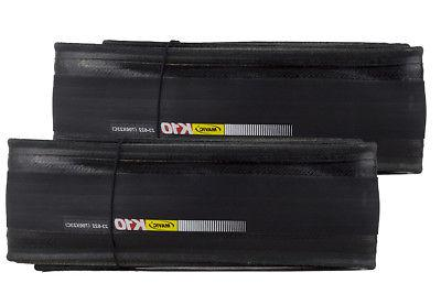 2 pack yksion k10 black 700x23c folding