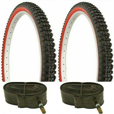 2 tire 26 x2 10 red wall