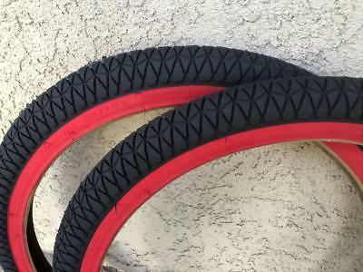 2 20X1.95 FREESTYLE BICYCLE TIRE