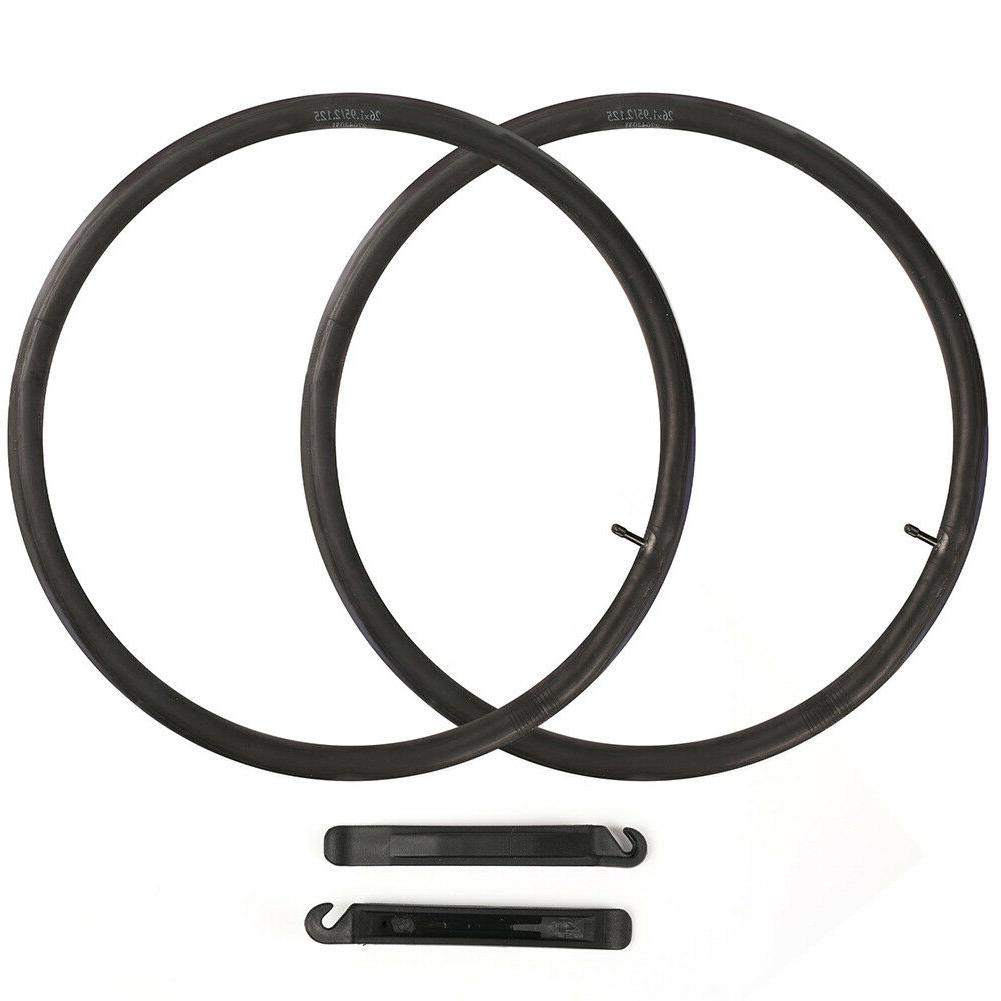 4x Bike Butyl Rubber Tire Interior BMX