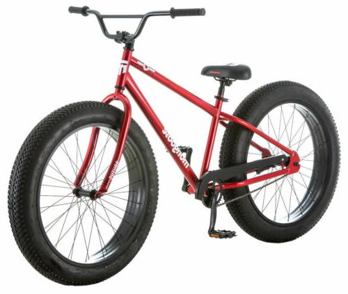 "26"" Mongoose Brutus Fat Tire"