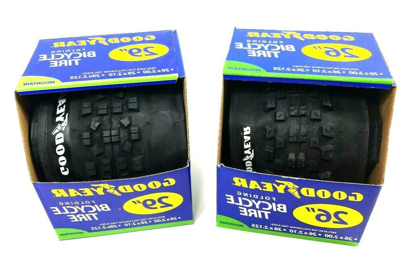 """Goodyear 26"""" Mountain Folding Tire Your of 1"""