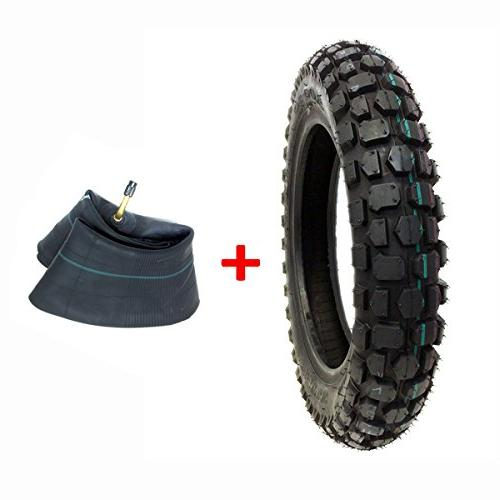 combo knobby tire with inner tube 3