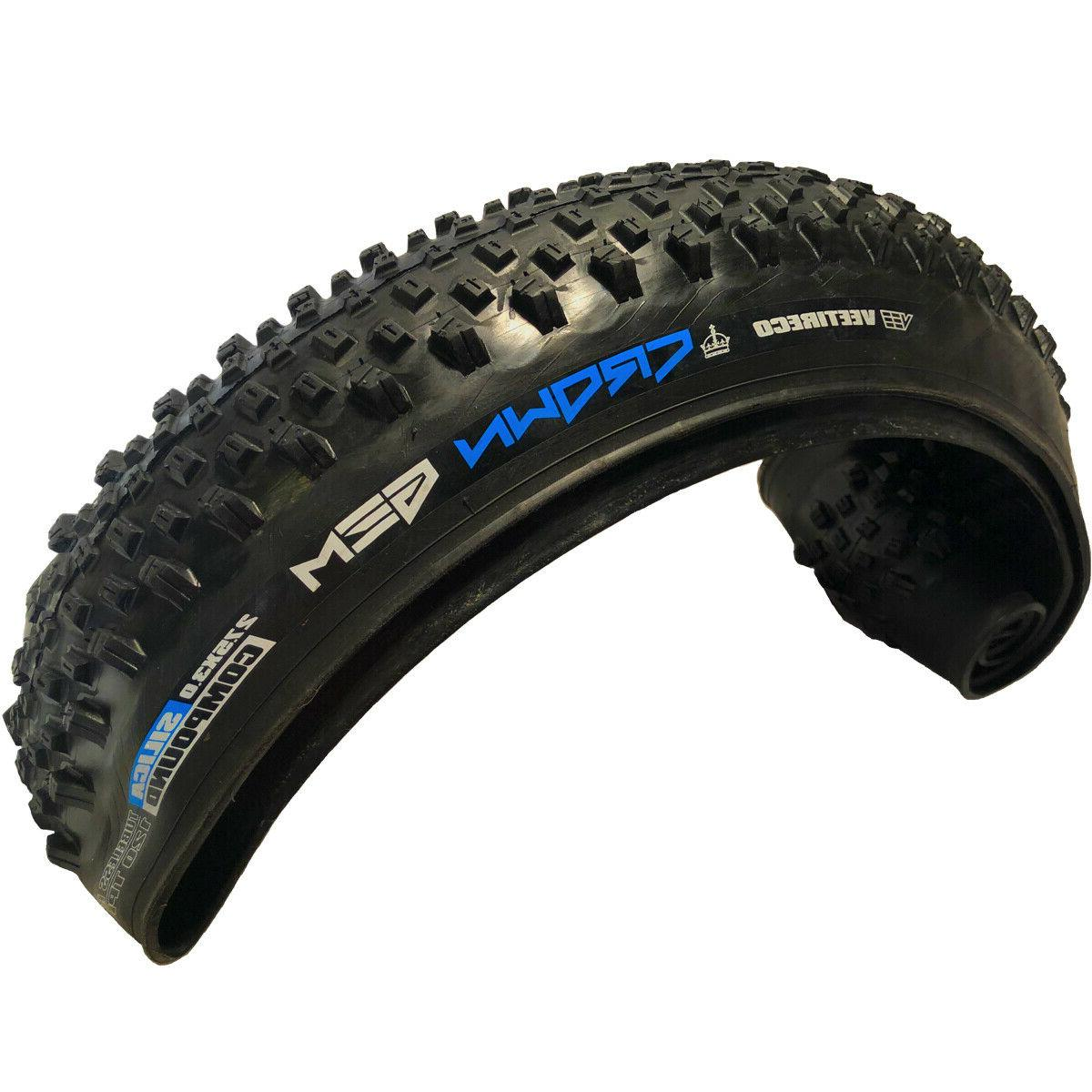 Vee Tire Crown Bike Folding Bead Silica Compound