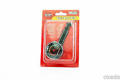 dial guage analog bicycle tire