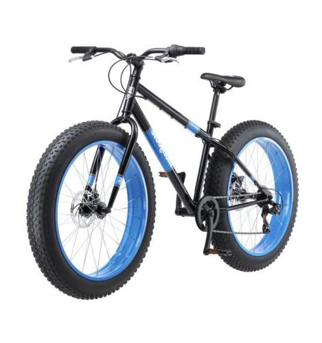 Mongoose Fat Tire 26-inch 7 speeds SHIPS