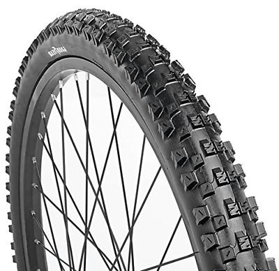 folding bead mountain bike tire 24 x