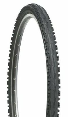 Kenda K847 Kross + Wire Bead Bicycle Tire, Blackwall, 26-Inc