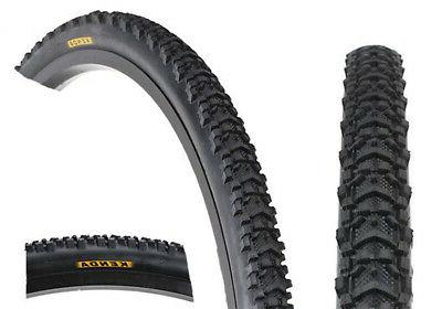 Kenda K194 Kross Supreme 700 x 35c Black Tire XC Cyclo Cross
