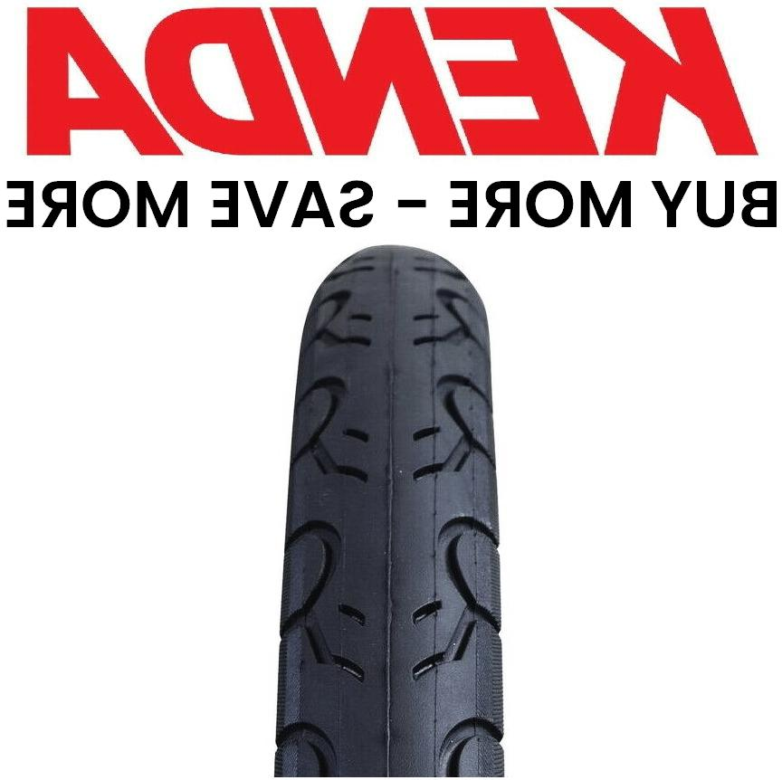 Kenda KWest Bicycle Tire - Black/Black - 20 x 1.5 - 023A90B8