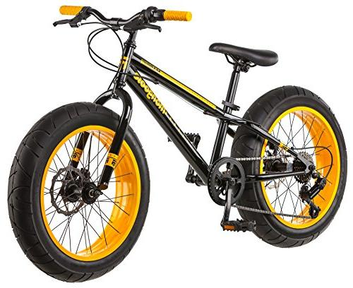 "Mongoose Massif 20"" Boys Mountain"