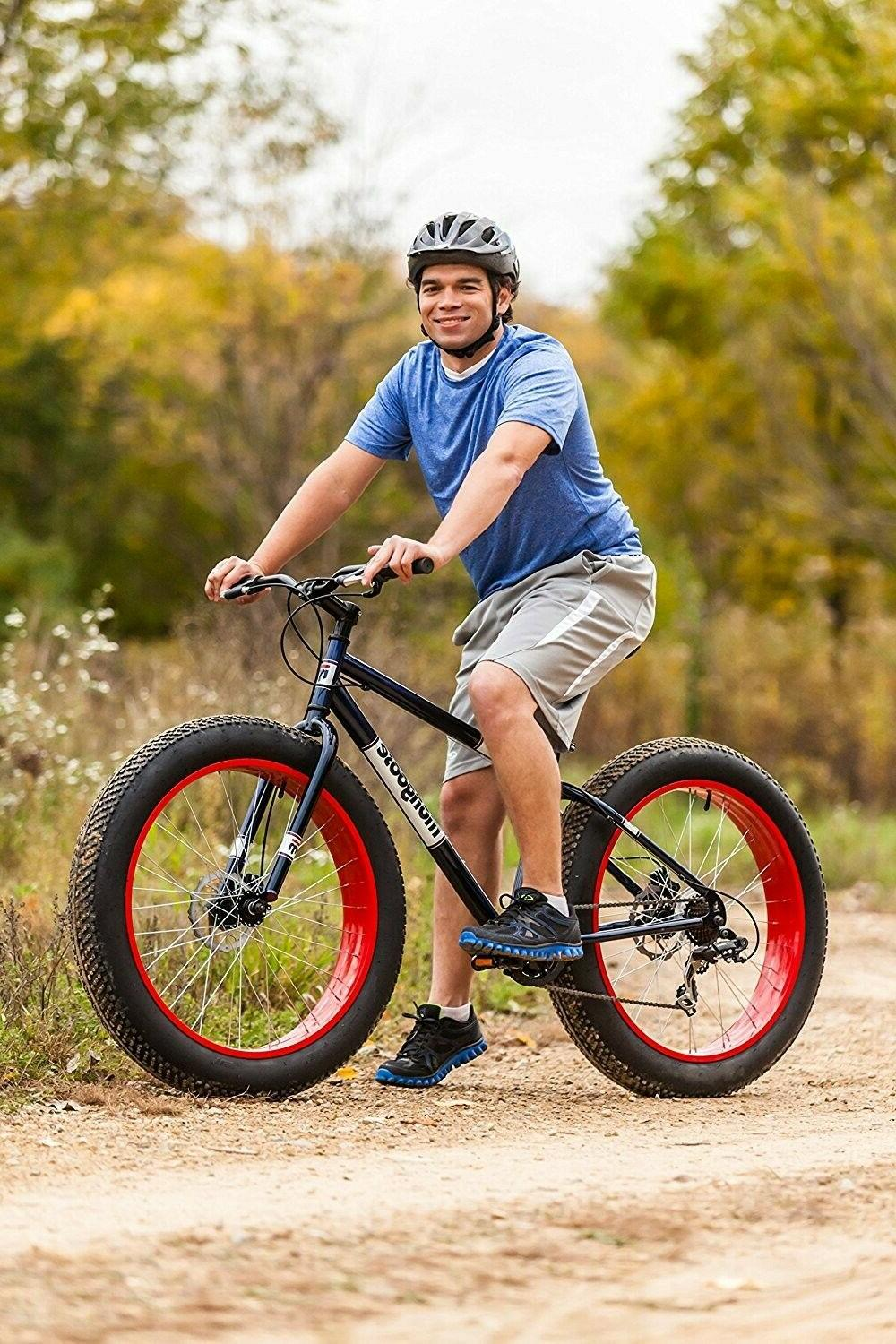 Mongoose Mountain 7-Speed Blue 26in Dolomite