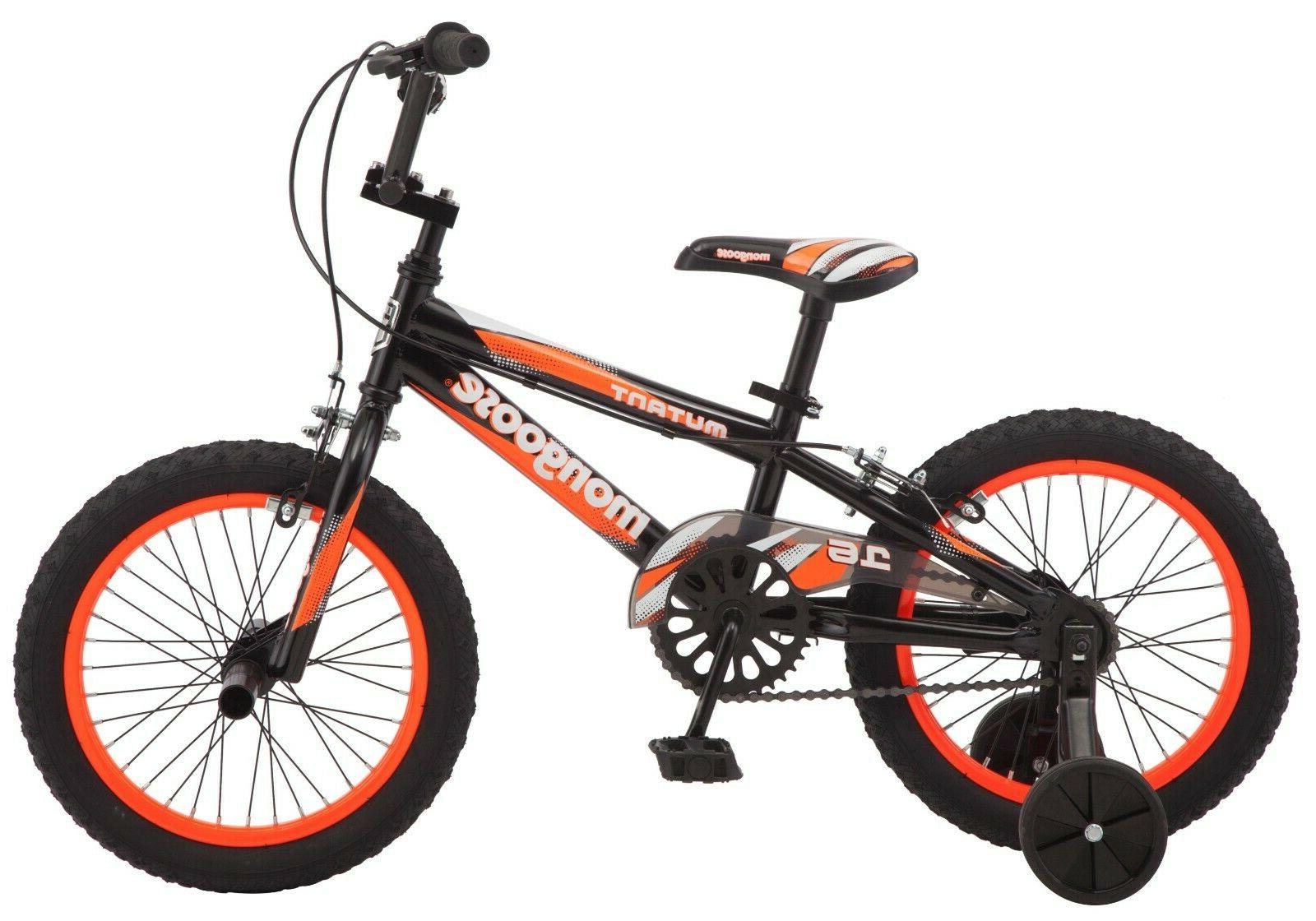 """Mongoose BMX-Style 16"""" Front"""