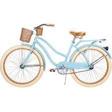 "26"" Huffy Nel Lusso Women's Cruiser Bike, Gloss Blue"