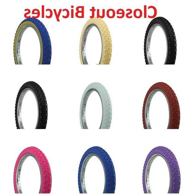 new 16 x 2 125 bicycle tire