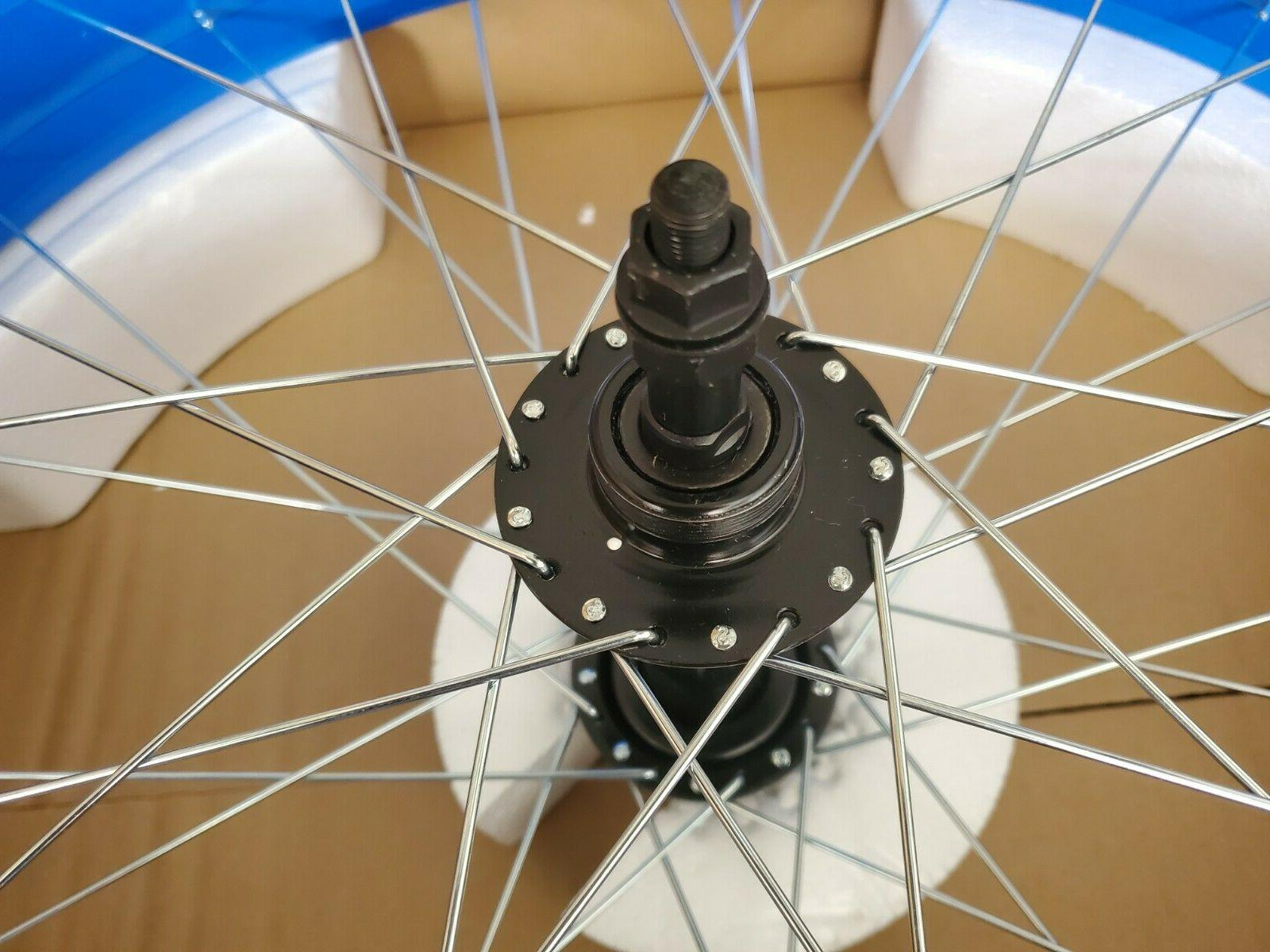 """New 26"""" rim tire rear bicycle"""