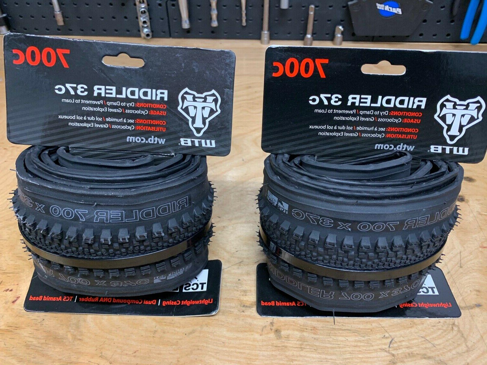 new pair riddler 700 x 37c tcs