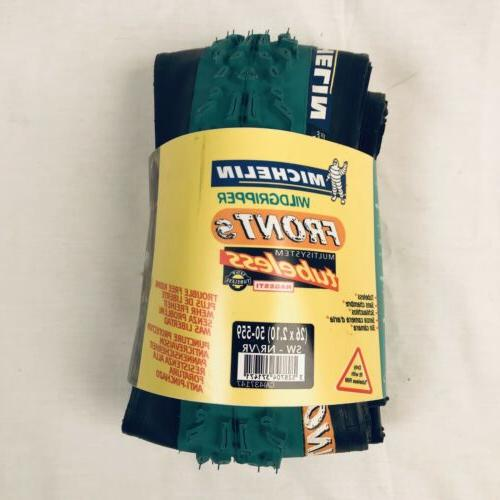 nos wildgripper fronts tubeless mountain bike tire