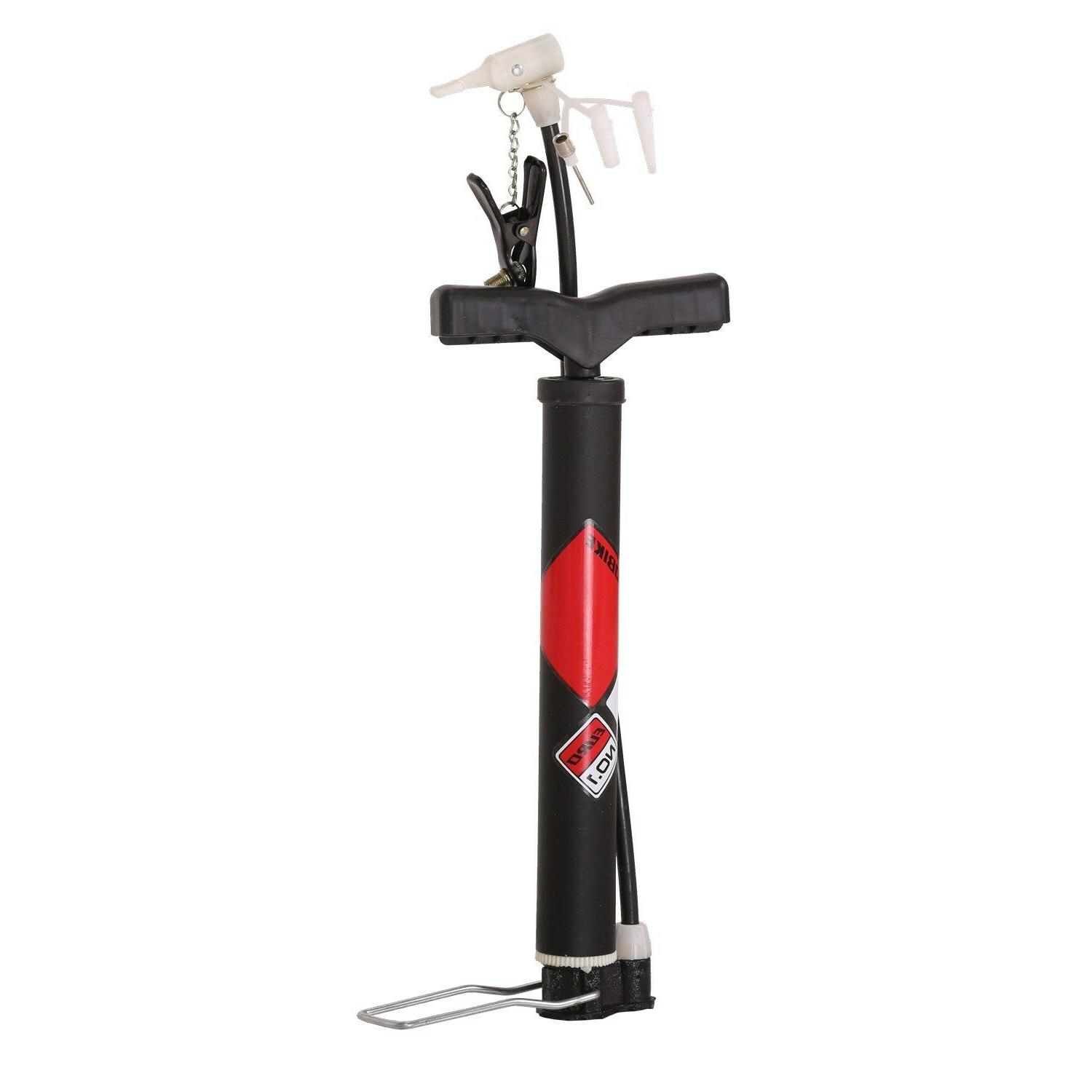 presta schrader bike pump bicycle cycling air