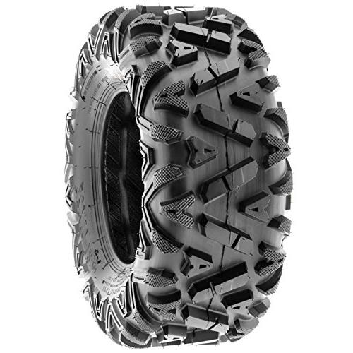 SunF Power.I Tires 24x8-12 Front & 24x10x11 4 A033, 6-PR, Tubeless