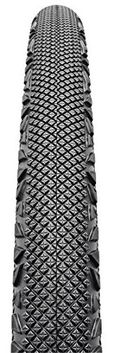 Continental Speed Ride Folding Tire, Black, 700 x 42cc