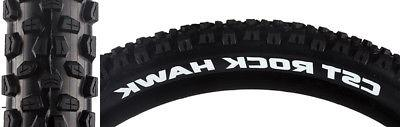 TIRES CSTP ROCK HAWK 27.5x2.4 BK/BK WIRE SC