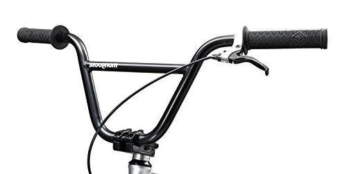 Mongoose Race Bike, Silver