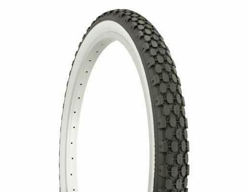 TWO Duro Brick Bicycle Tires/TUBE Wall