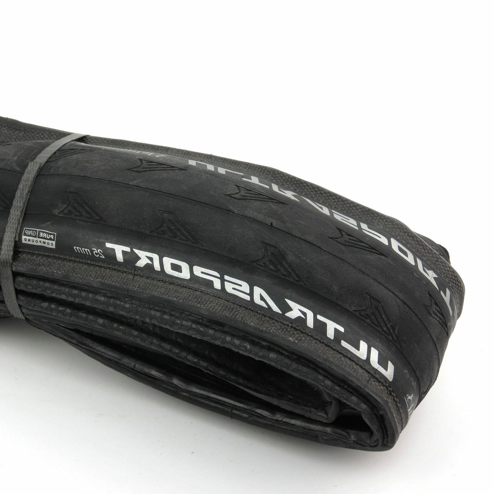 x2 Continental ULTRA Road Touring Tire Tyre