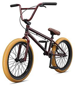 Mongoose Legion L100 Boy's Freestyle BMX Bike, 20-Inch Wheel
