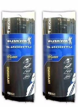 Michelin Lithion 2 Tire - black/grey, 700c x 23mm