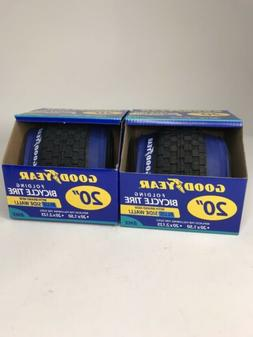 lot of 2 20 bmx bike tire