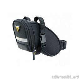 Topeak Micro Strap Aero Wedge Seat Bag with Micro Strap