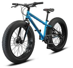 Mongoose Argus and Argus ST Kids/Youth/Adult Fat Tire