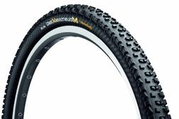 Continental Mountain King II Fold ProTection Bike Tire, Blac