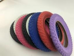 """NEW Duro 12 1/2"""" x 2 1/4"""" Bicycle Tires Domino Youth Child K"""
