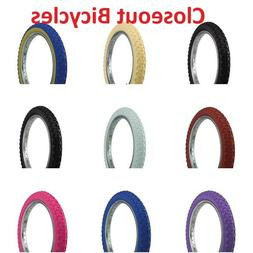NEW! 16 x 2.125 Bicycle TIRE Duro Youth Child Kids Boy Girl