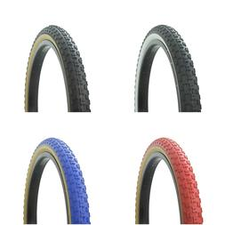 "NEW Bicycle Tire 20"" x 2.125"" Domino Style BMX LOWRIDER FIXI"