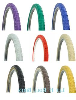 new bicycle tire 24 x 2 125